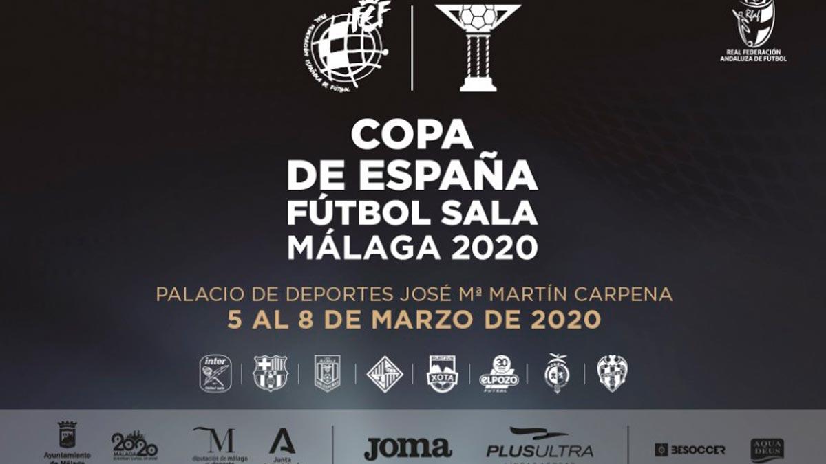 Copa de España Futbol Sala 2020