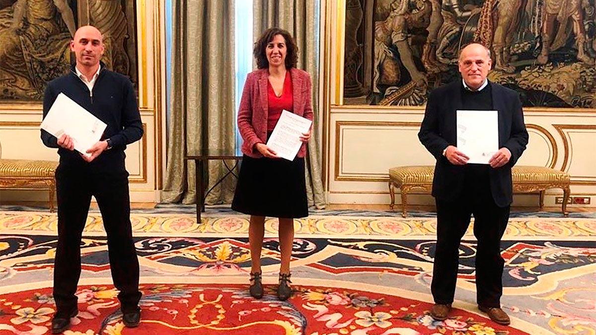 Acuerdo entre RFEF y LaLiga