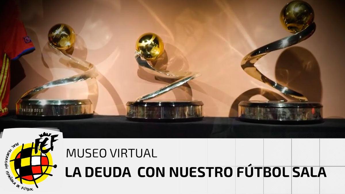 Museo Virtual Futbol Sala RFEF