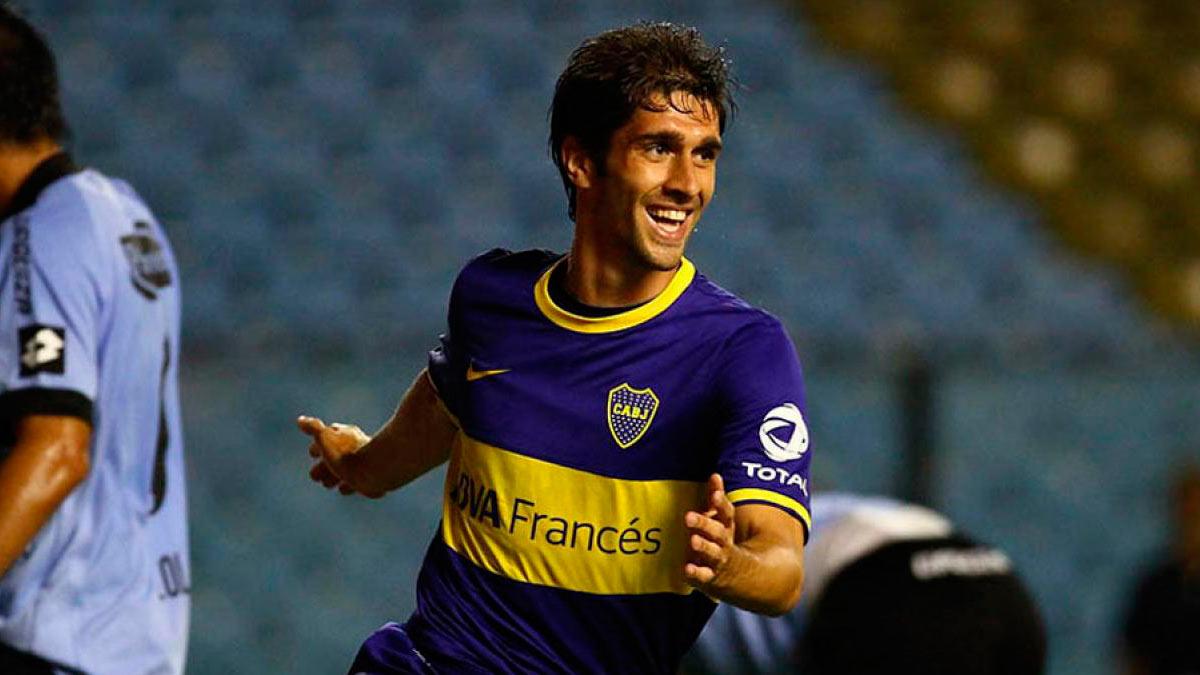 Juan Forlin Boca Juniors
