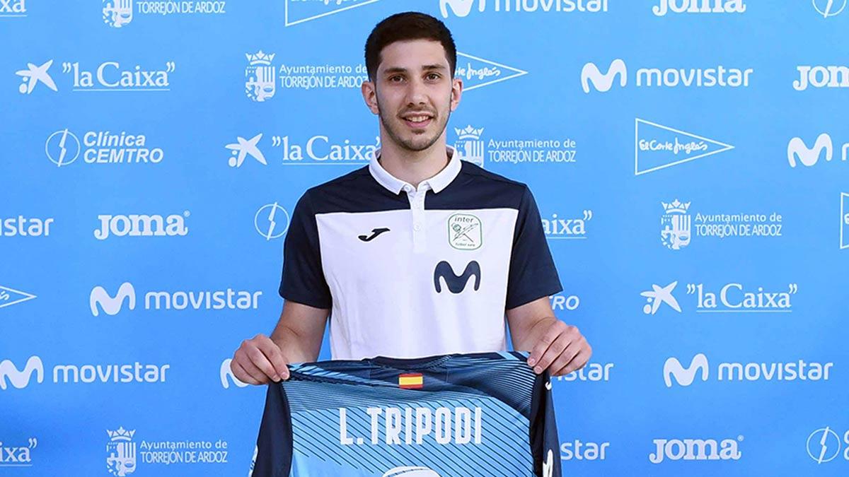 Lucas Tripodi Inter Movistar