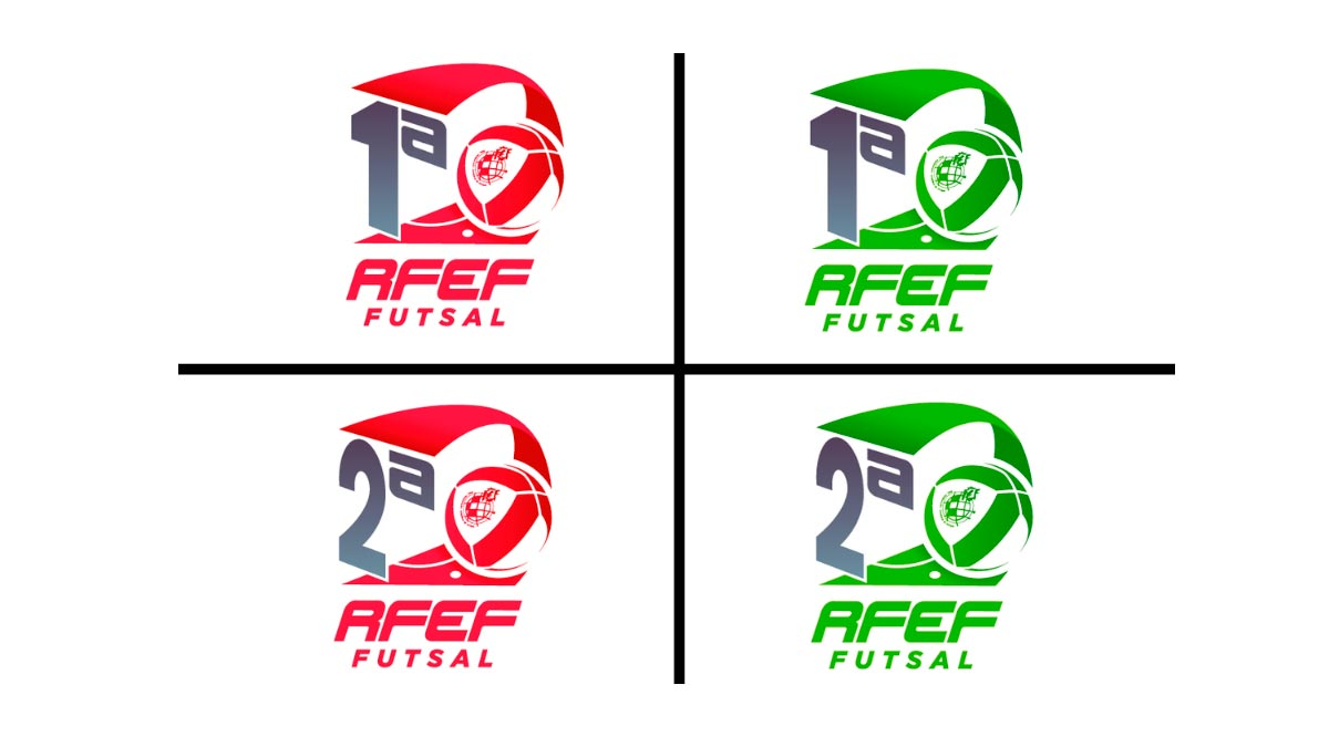 logo RFEF para Futbol Sala
