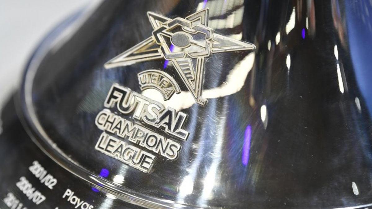 Uefa Champio League Futsal